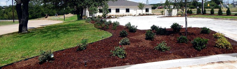Landscape Maintenance Service Waco Texas