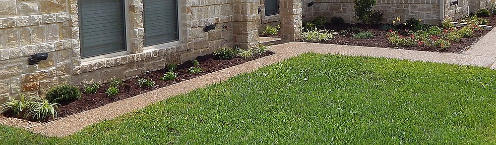 Residential Lawn Care Service Waco Texas