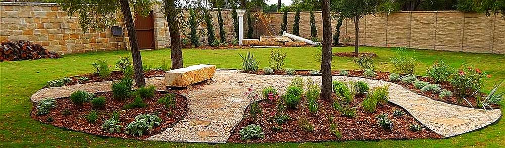 Landscaping and Landscape Design Services Waco Texas